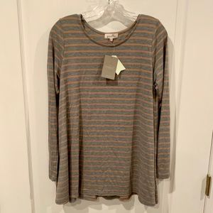 NWT Anthropologie Puella Darcy Swing Top